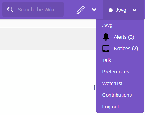 Echo integrated with SWS user menu.png