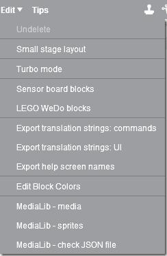 Hidden Features - Scratch Wiki