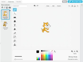 Paint Editor (2 0) - Scratch Wiki