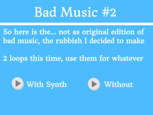 Music Projects - Scratch Wiki
