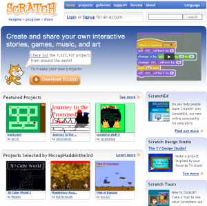 Front Page (1 4) - Scratch Wiki