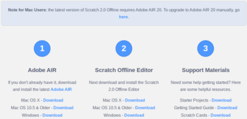 How to Download the Scratch Offline Editor - Scratch Wiki