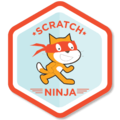 Pursuitery Scratch Ninja Badge.png
