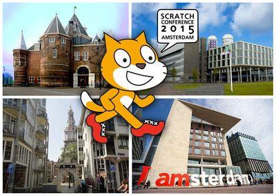 Orte in Amsterdam an denen die Konferenz stattfand