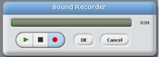 Sound recorder dialog.png