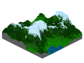 image relating to 2d Printable Terrain referred to as Terrain Turbines - Scratch Wiki