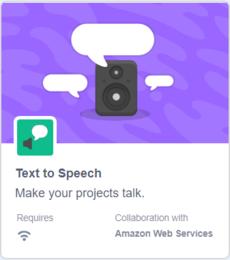 Text to Speech Extension - Scratch Wiki